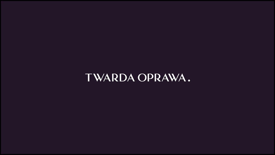 Twarda Oprawa